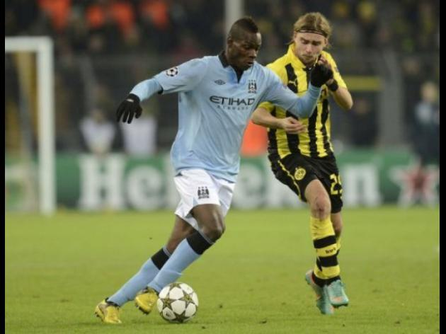 Woeful City bow out of Europe after Dortmund defeat