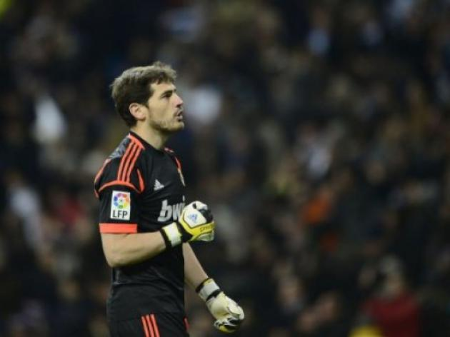 Casillas eyes bowing out at next World Cup