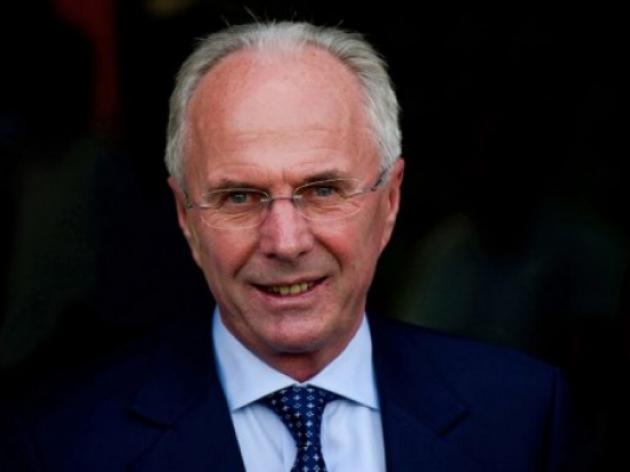 Sven Goran Eriksson in frame for Ukraine manager job