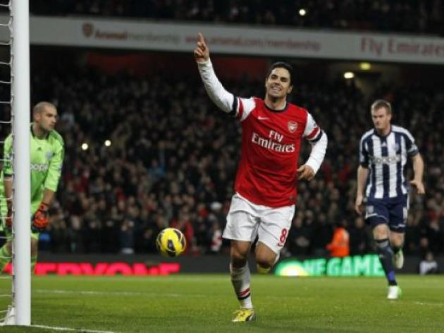 Artetas penalty brace drags Arsenal out of slump