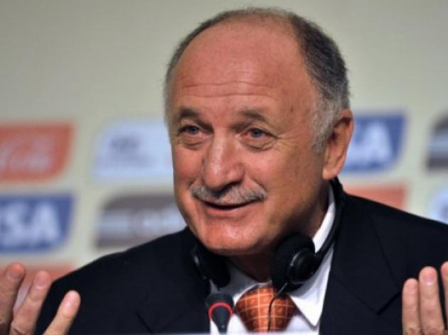Scolari is World Cup specialist: confederation chief