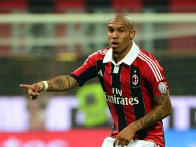 De Jong out for rest of season: Milan