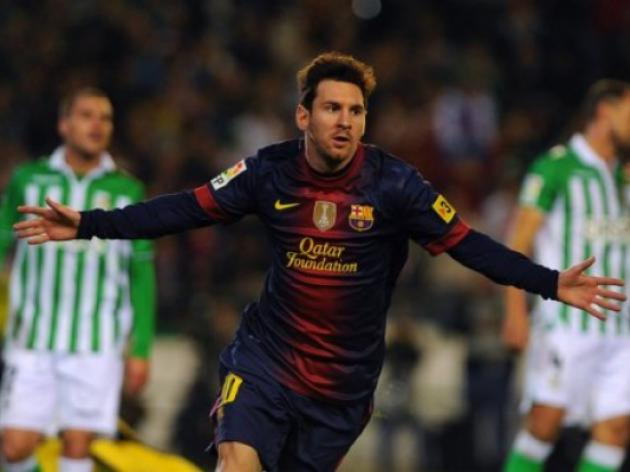 Lionel Messi wants titles with Barcelona, not more history