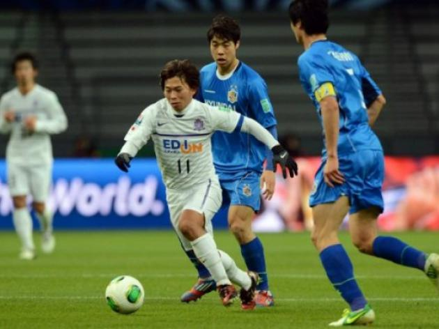 J-League winners Hiroshima beat Ulsan Hyundai in Club World Cup