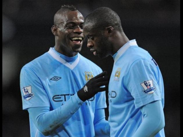 Toure confident Balotelli will bounce back