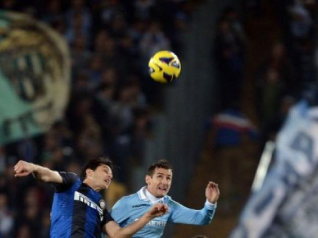 Klose strikes late winner for Lazio against Inter