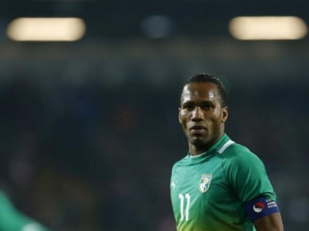 Juve set to complete capture of former Chelsea star Drogba
