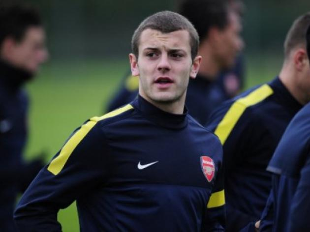 Wilshere prepared to extend Arsenal contract