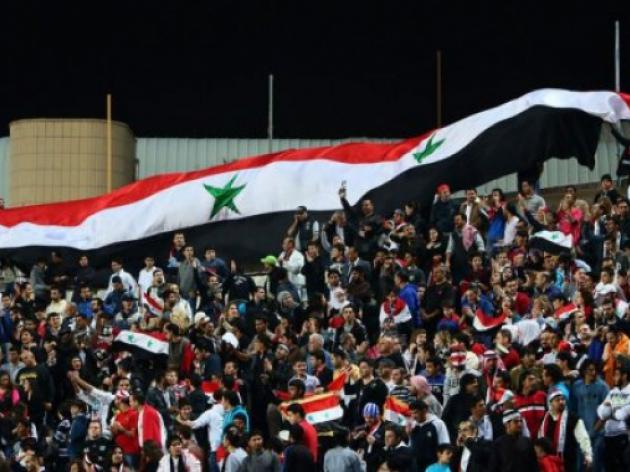 Strife-torn Syria wins West Asian cup