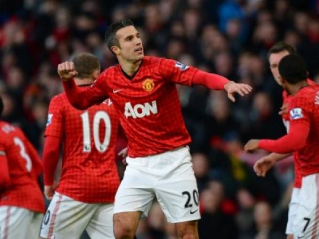 Van Persie missing piece in Fergies title jigsaw