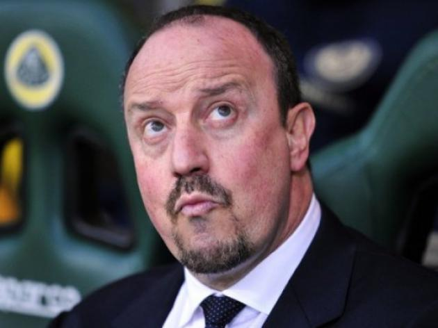 Benitez set for stormy reception at Everton