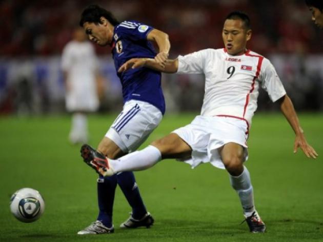 N.Korean Wayne Rooney signs for S.Korean club