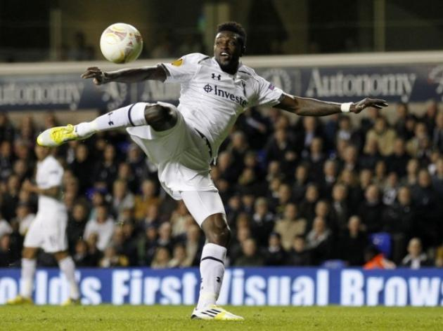 Tottenham Star Emmanuel Adebayor keeps Togo waiting
