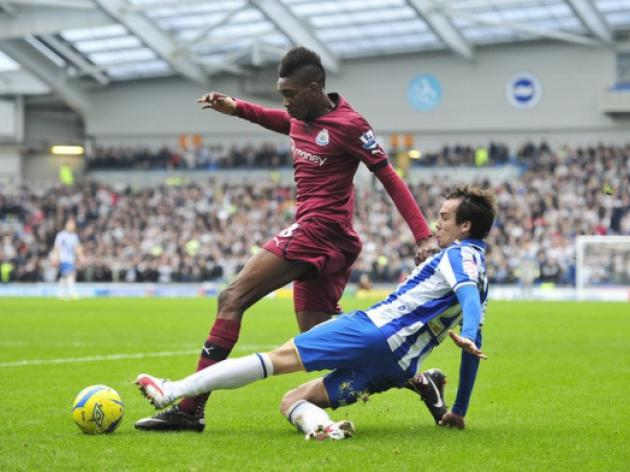 Brighton 6-1 Blackpool: Match Report