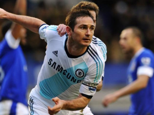 Lampard thanks fans amid contract uncertainty