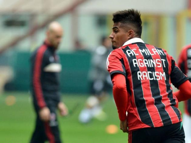 Pro Patria sanctioned after Boateng racist chants