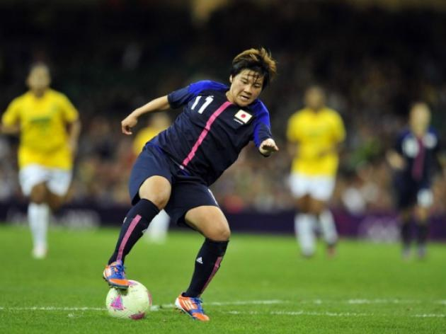 Lyon sign Japans World Cup winner Ohno