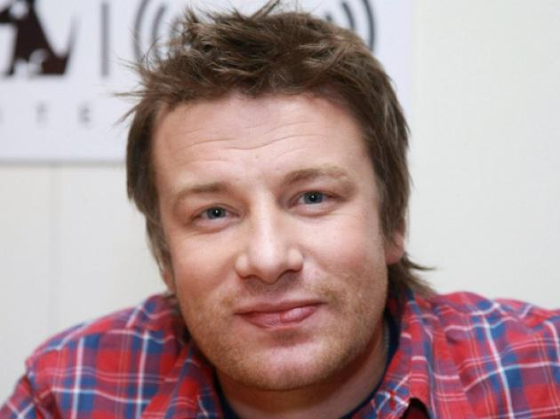 Manchester City rustle up deal with celebrity chef Jamie Oliver