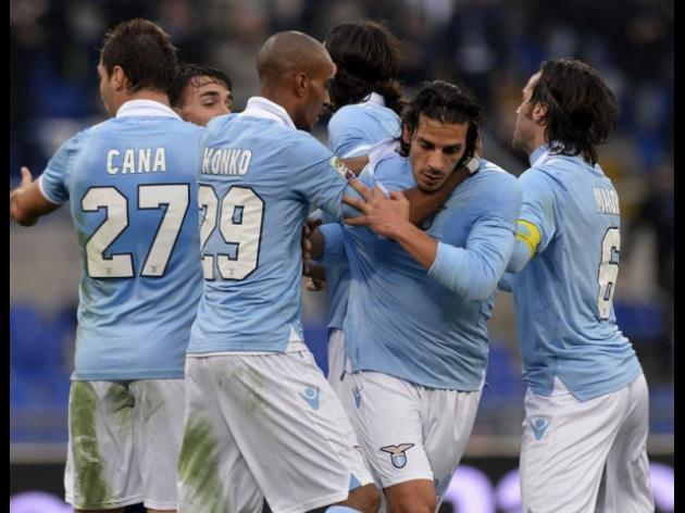 Lazio close gap as plucky Parma hold Juve