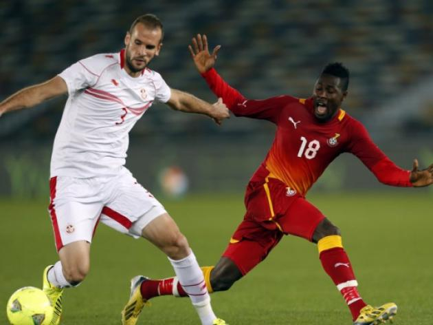Ghana find top form ahead of Africa Cup of Nations