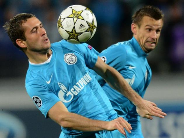 Russian football execs target Zenit spending
