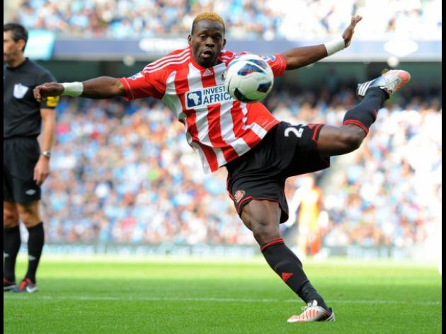 Louis Saha set for Sunderland exit