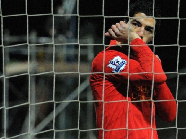 Liverpool star Luis Suarez says hes 'fated to be at Liverpool'