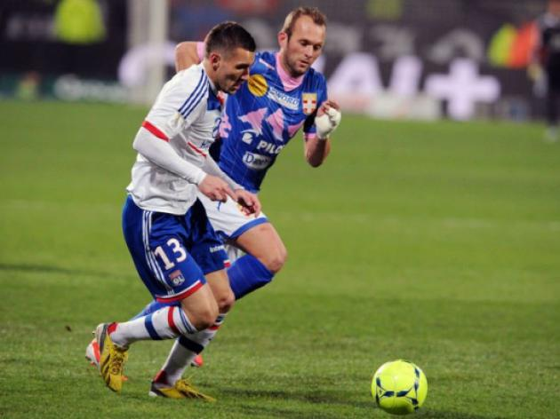 Lowly Evian put brakes on Lyon title challenge