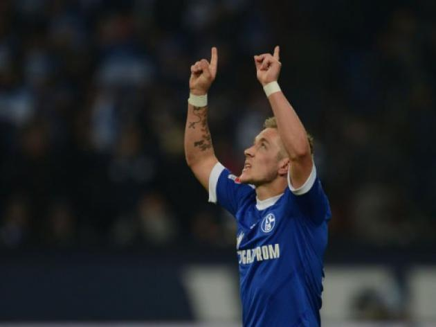 Schalke beat Hannover in nine-goal thriller