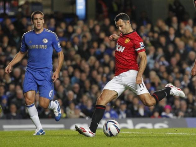 Bale no match for Giggs, says Ferguson
