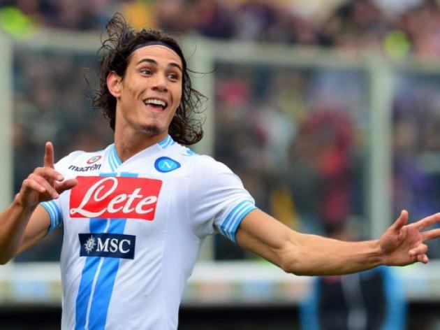 Cavani scores to saves Napoli keepers blushes