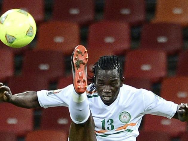 Niger defender slams referee after loss to Mali