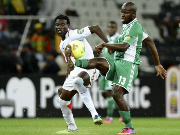 Nigeria, Burkina Faso draw in Africa Cup