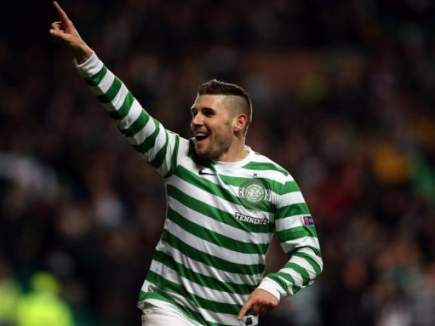 Gary Hooper's Celtic future remains unclear