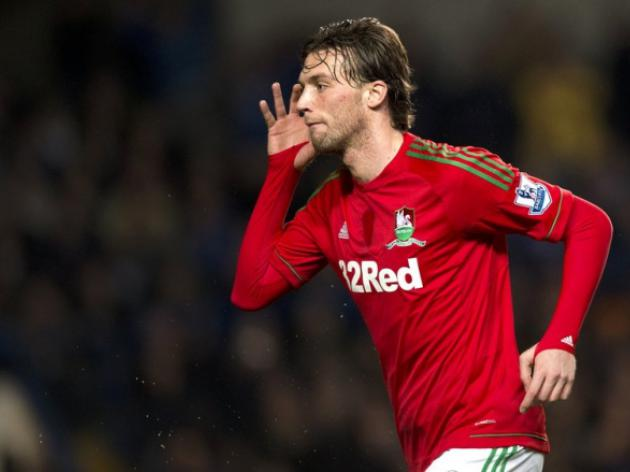 Swansea striker Michu signs new contract