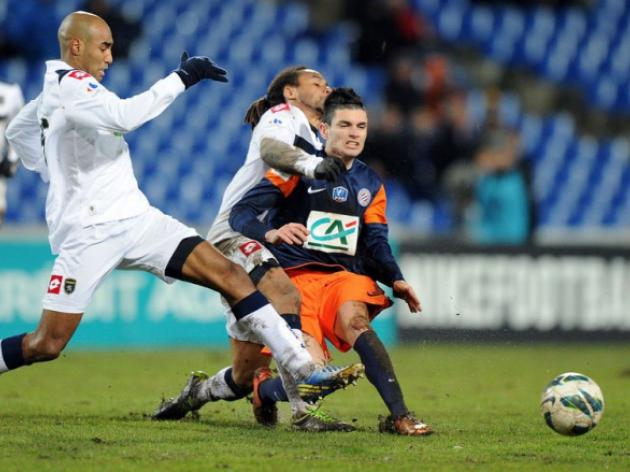 Cup exit means more misery for Montpellier