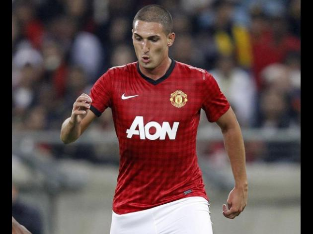 Man United striker Macheda loaned to Stuttgart