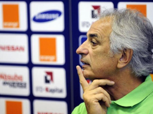 I have no regrets - Algeria coach