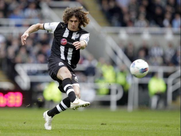 Coloccini to remain at Newcastle