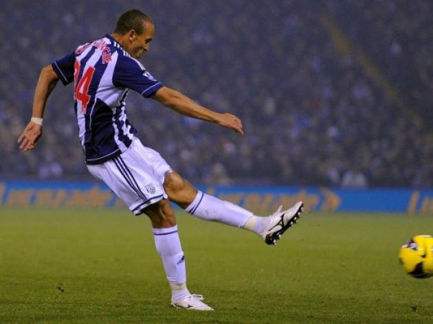Albions Odemwingie has transfer request rejected
