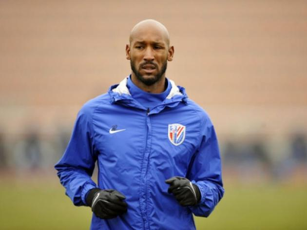 Juventus sign Anelka on short-term deal: club
