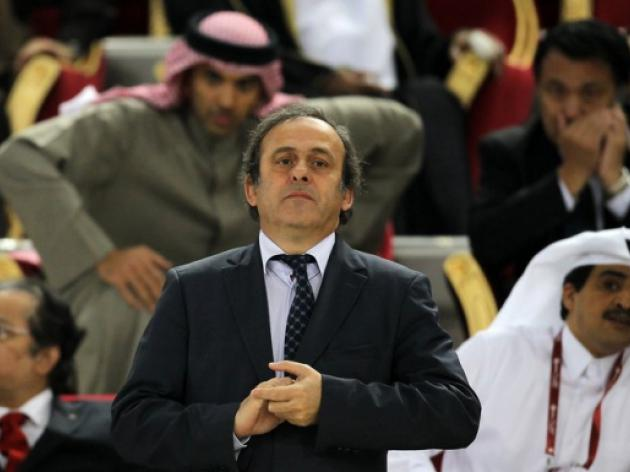 Platini slams World Cup 2022 corruption claims
