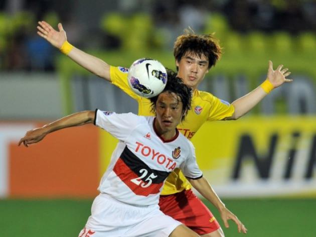 Nuremberg close in on Japan midfielder Kanazaki