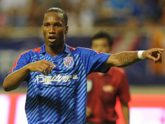 Didier Drogba exit painful for aspiring China