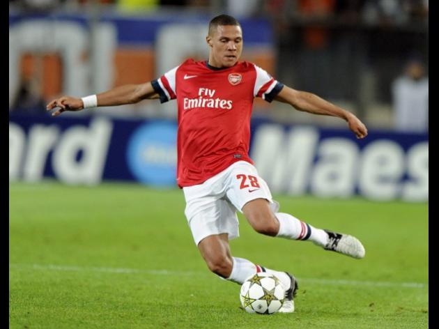 Gibbs injury forced Arsenals hand -- Wenger