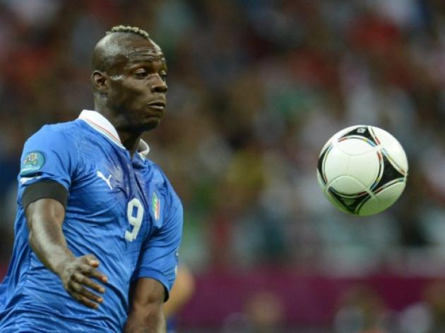 Marketing man Berlusconi turns to Balotelli for boost
