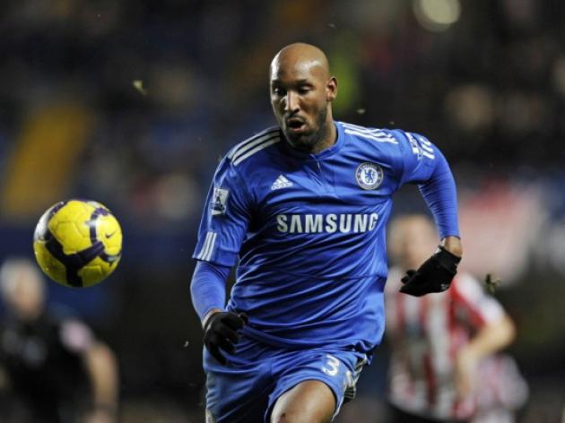 Move to big club Juventus pleases Anelka