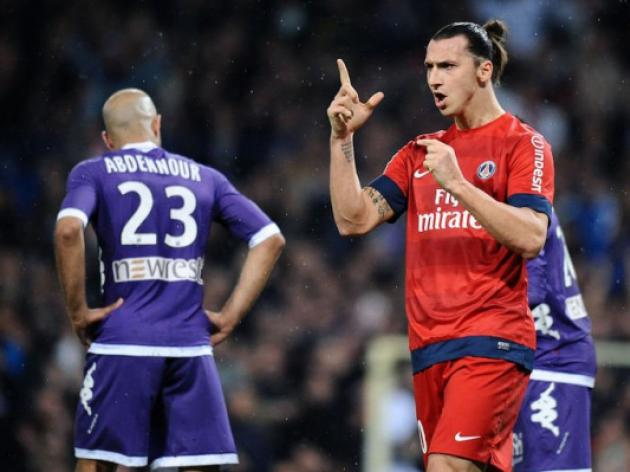 Rampant PSG brush hapless Toulouse aside
