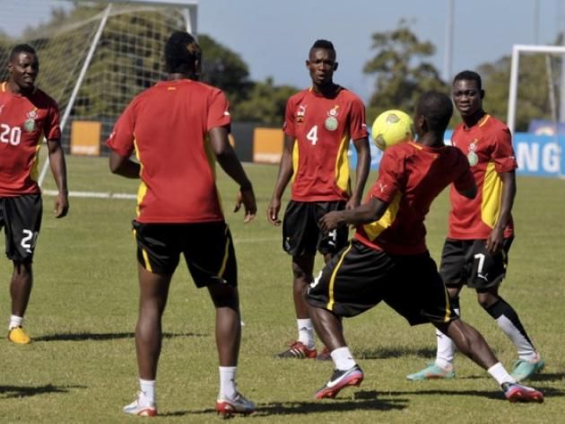 Classy Ghana can end fairy tale Cape Verde run
