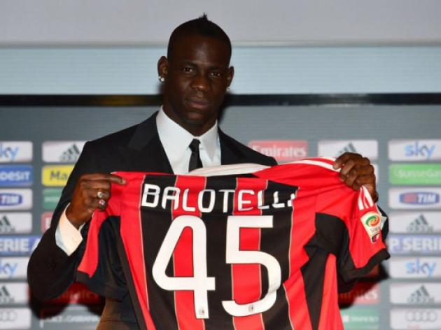 Balotelli set for Milan debut - Allegri